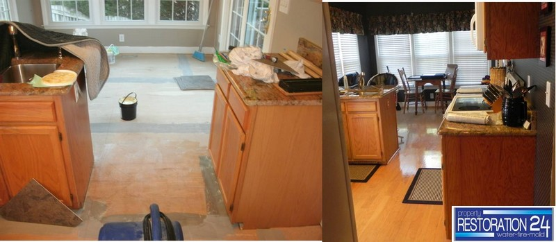 Water Damage Restoration Raleigh